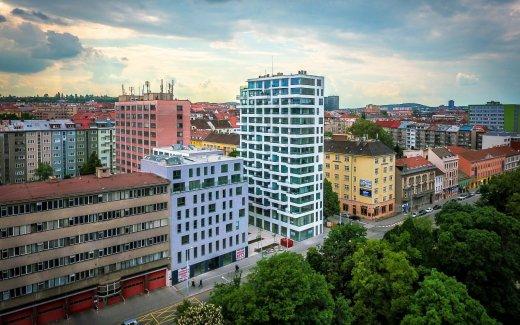 Rezidence Lužánky